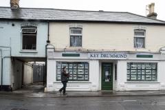 Now Key Drummond Estate Agents, Lower Parkstone. Photo taken December 2017.