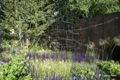 Gold Medal: 'Breaking Ground' by Andrew Wilson and Gavin McWilliam - RHS Chelsea Flower Show 2017