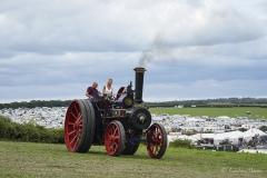 Steam engine, Great Dorset Steam Fair 2017.