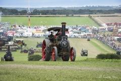 Steam engine Great Dorset Steam Fair 2017.