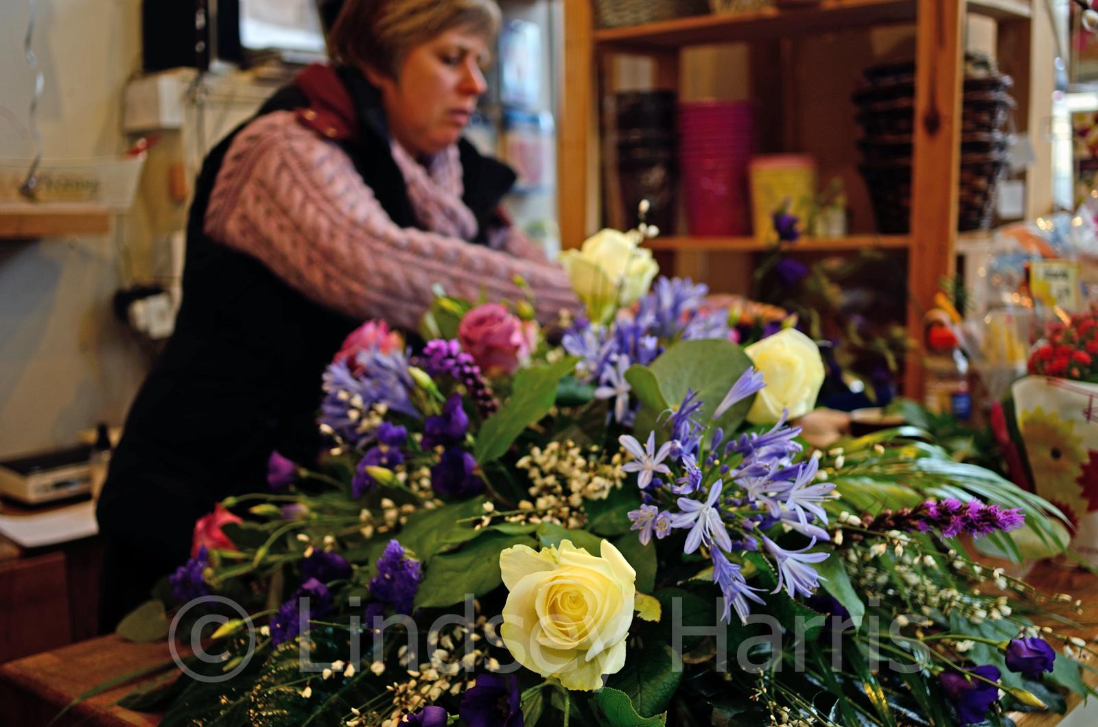 Edwards Florists, Lower Parkstone, Poole, Dorset