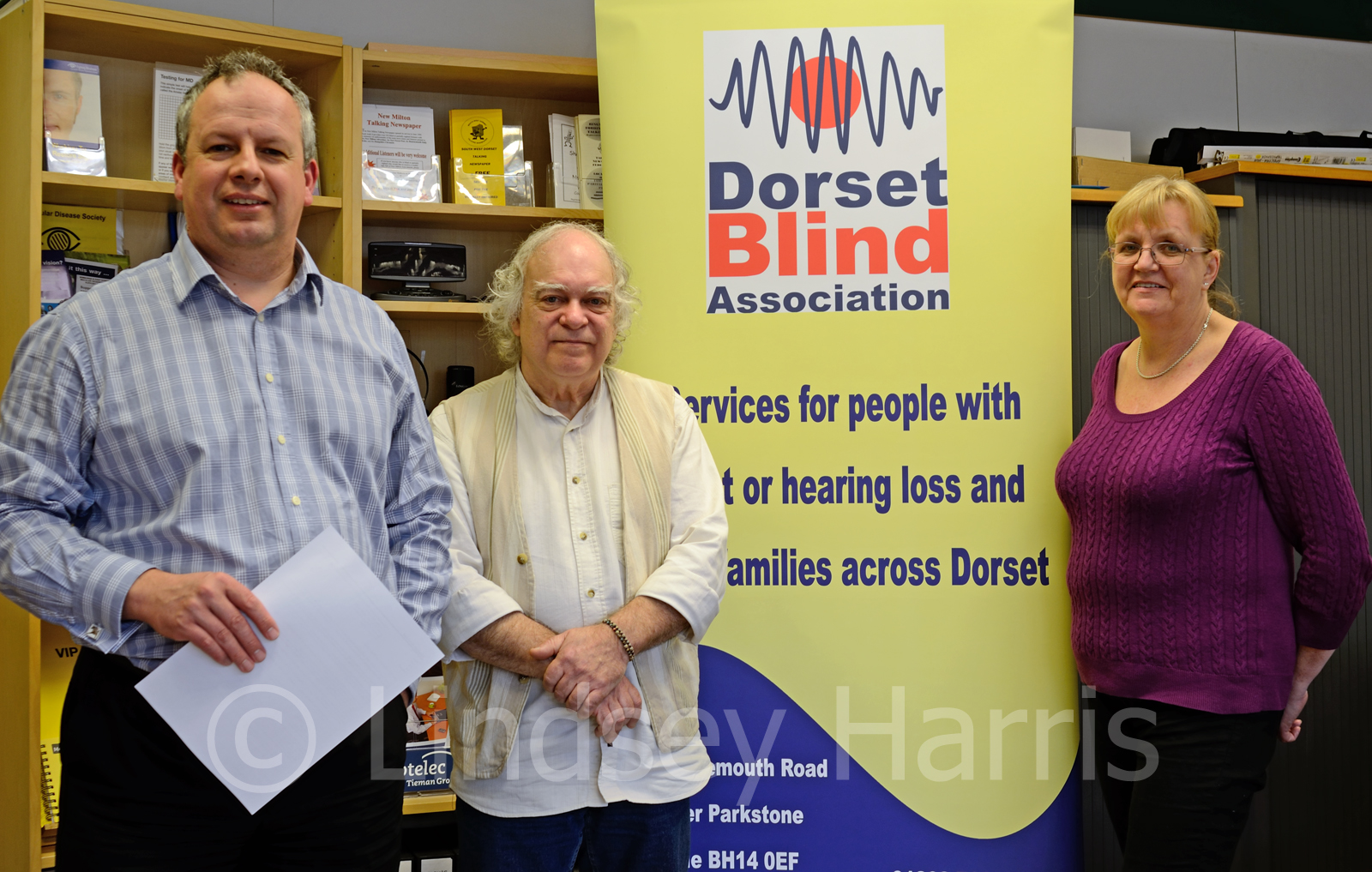 Dorset Blind Association, Lower Parkstone, Poole, Dorset.