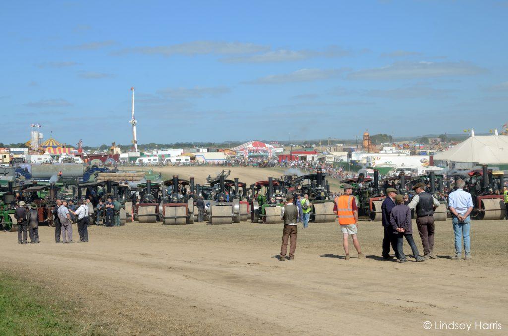 Photos from The Great Dorset Steam Fair 2013