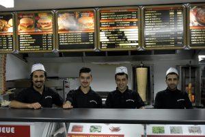 Golden Kebab, Lower Parkstone
