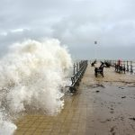February 2014 Storms and Floods at Swanage