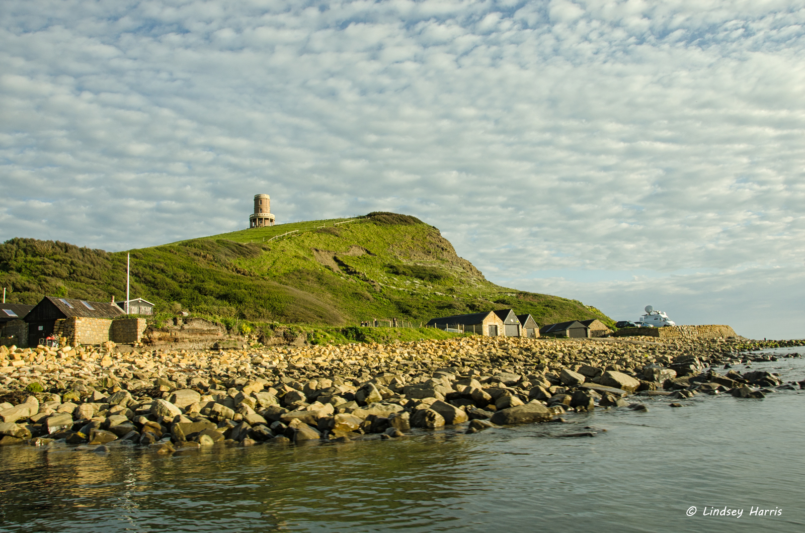 Clavell Tower, Kimmeridge, Dorset