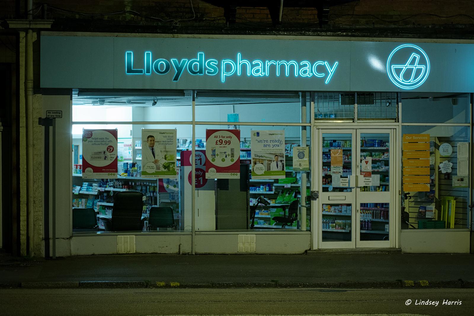 Lloyds Pharmacy Lower Parkstone