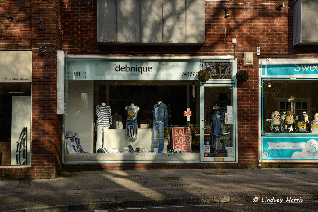Debnique Ladies' boutique, Lower Parkstone