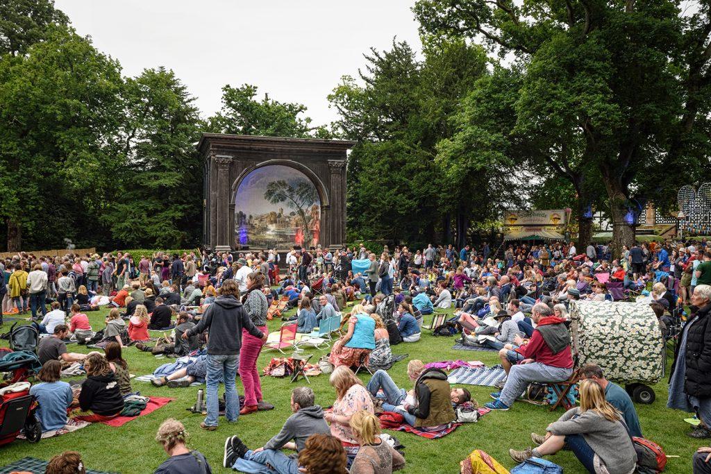 Larmer Tree Festival 2016