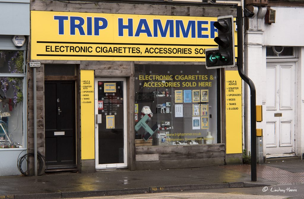 Trip Hammer, Lower Parkstone.