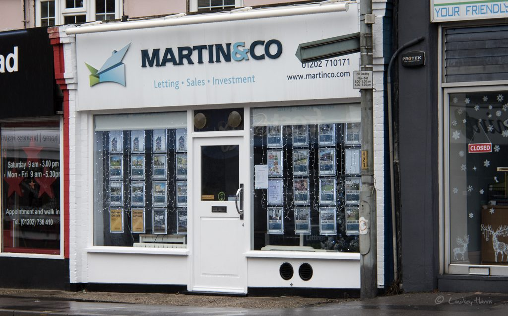 Martin & Co, Lower Parkstone.