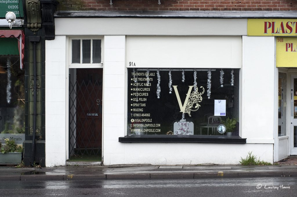 V Salon, Lower Parkstone.