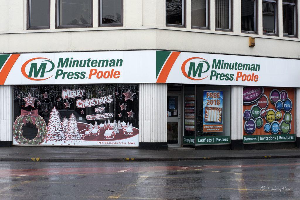 Minuteman Press, Poole.