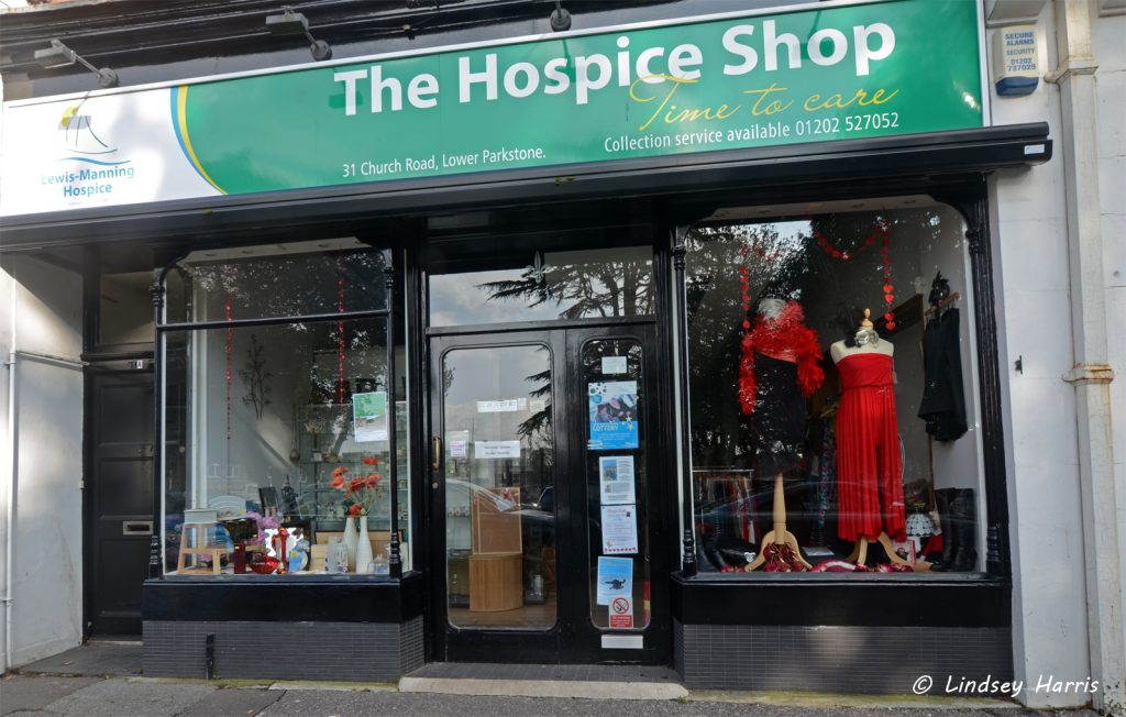 The Hospice Shop, February 2015.