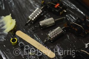 Tattooing instruments - February 2013