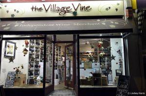 The Village Vine, Christmas 2013