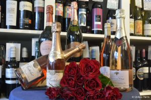 Fine champagne and sparkling wines