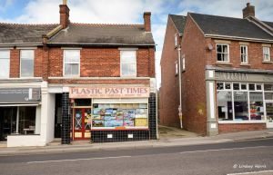 Plastic Past-Times - March 2015
