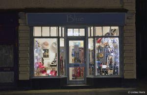 Blue Boutique, November 2013