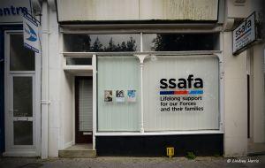 The SSAFA office