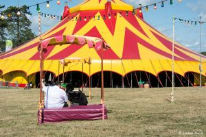 Camp Bestival, Lulworth, Dorset, 2014.