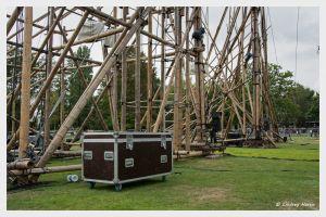 cirkVOST's 'BoO' trapeze show