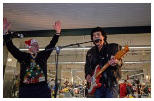 Ray Dorset (Mungo Jerry) and the Mayor of Bournemouth