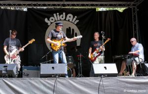 The Syghtseers at Grooves on the Green, 12-13 July 2014
