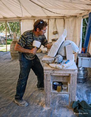 Jonathan Sells, Sculptor