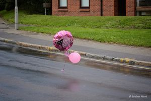 Balloons without an owner
