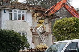 Demolition of 7 Alton Road, Poole, Dorset