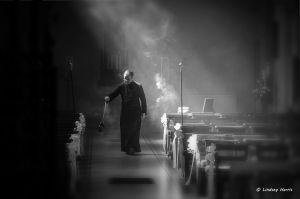 The Smoking Priest
