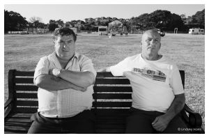 Travellers at Whitecliff Recreation Ground, Poole, Dorset