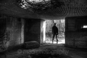 Pillbox at Sulham/Tidmarsh, Berkshire