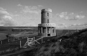 Clavell Tower, Kimmeridge, Dorset