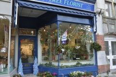 The Bay Tree Florist, Lower Parkstone. (NO LONGER TRADING). Photo taken December 2013.