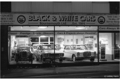 Black & White Cars, Lower Parkstone.