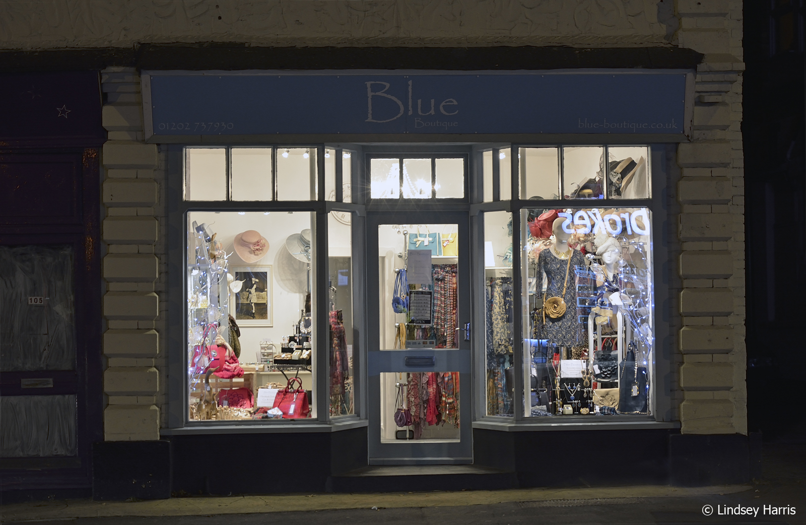 Blue Boutique (NO LONGER TRADING AT THIS ADDRESS).