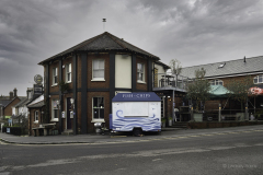 The BT, Lower Parkstone. January 2021.