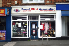 Dorset Blind Association. Photo taken in March 2021, during the third national lockdown.