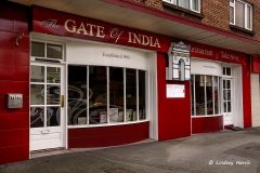 Gate of India, Indian restaurant and takeaway, Lower Parkstone.