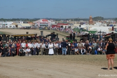 The 'World's Greatest Steam Roller Gathering' at The Great Dorset Steam Fair 2013.