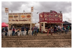 The Big Breakfast and Giant Yorkshire Pudding - The Great Dorset Steam Fair.