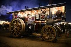 Quo Vadis at the Great Dorset Steam Fair 2012.