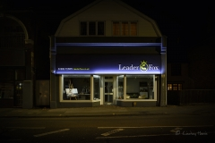Now rebranded as Leader Fox and at 123 Commercial Road, Lower Parkstone (2017).