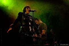 Saffron from Republica at Forever Sun Festival, 2013.