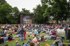 Larmer Tree Festival, 2016.