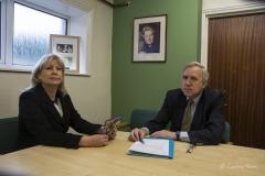 Poole Conservatives - Robert Syms MP, Lower Parkstone. April 2014.
