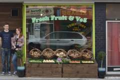Pure greengrocers, Lower Parkstone (NO LONGER TRADING).