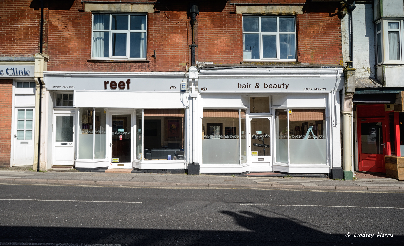Reef Hair & Beauty, Lower Parkstone.